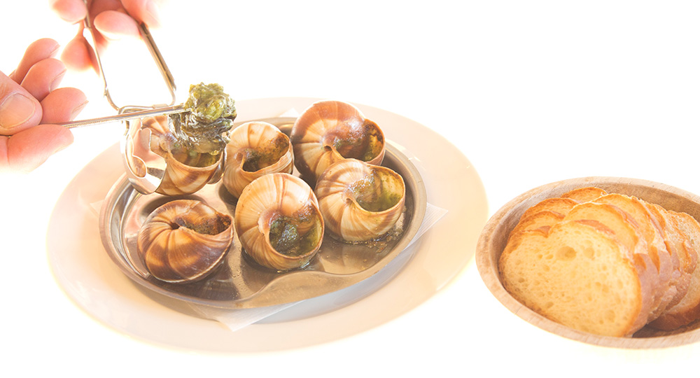 Cafe le Parisien 料理撮影